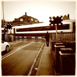 Farncombe Train station